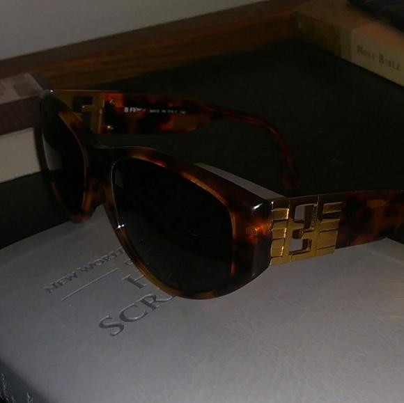 95b2fce7370b Fendi Accessories | Euc Zucca Double F Tortoise Sunglasses | Poshmark